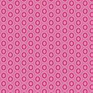 Oval Elements - Passionate Fuchsia