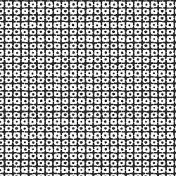 Pandalicious - Panda Patches Contrast