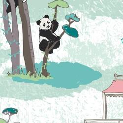 """Pandalicious - Pandagarden Recess - 21"""" Bolt End"""