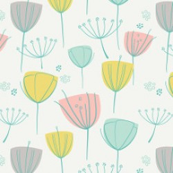 Reverie Fusions - Floral Frolic Reverie Designed By AGF Studio