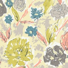 Tapestry - Paper Flowers Aurora