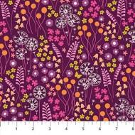 Mountain Meadow - Mixed Flowers Purple