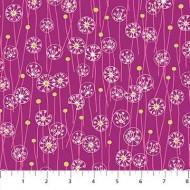 Mountain Meadow - Dandelion Heads Purple