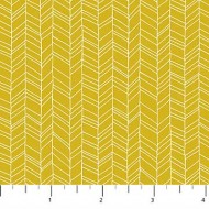 Mountain Meadow - Geo Lines Yellow