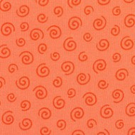 Modern Basics - Swirl Orange