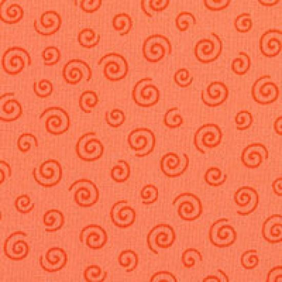 Modern Basics - Swirl Orange