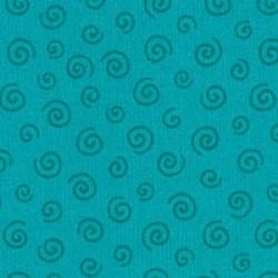 Modern Basics - Swirl Teal