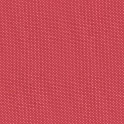 Petit Fleur - Red Micro Dot