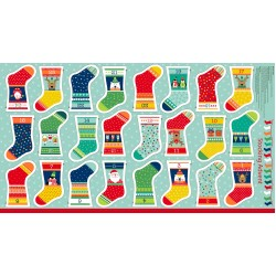 Christmas Novelty Mini Stocking Advent Calendar