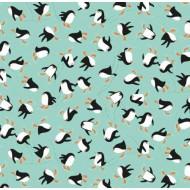 Christmas Novelty Skating Penguins