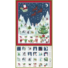 Frosty Advent Calendar