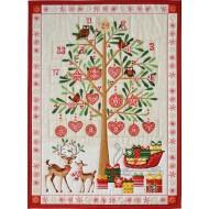 Traditional Christmas Advent Calendar