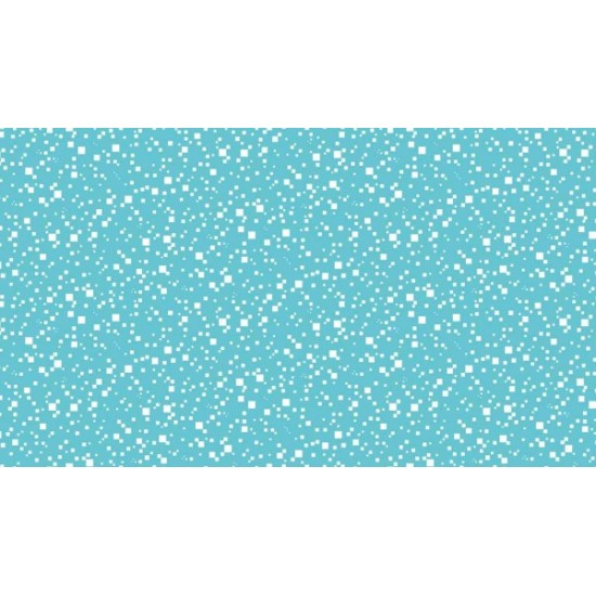 Flo's Friends - Pixels - Blue