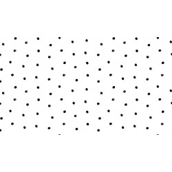 Monochrome - Spots - Black on White
