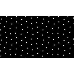 Monochrome - Spots - White on Black