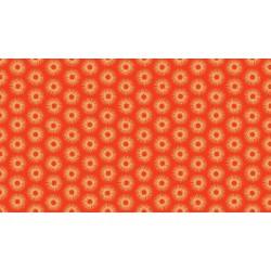 Radiance - Doodle Burst Orange