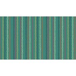 Radiance - Stripe Turquoise