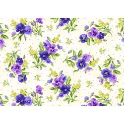 Emma's Garden - Pansy Bouquet