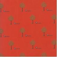101 Maple Street - Persimmon Maple Trees