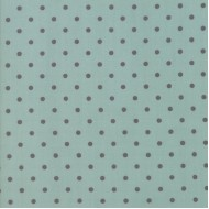 101 Maple Street - Seafoam Grey Deep Dish Dots
