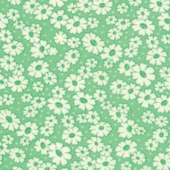 30's Playtime Favorites - Betty's Green Simple Daisy