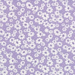 30's Playtime Favorites - Lavender Simple Daisy