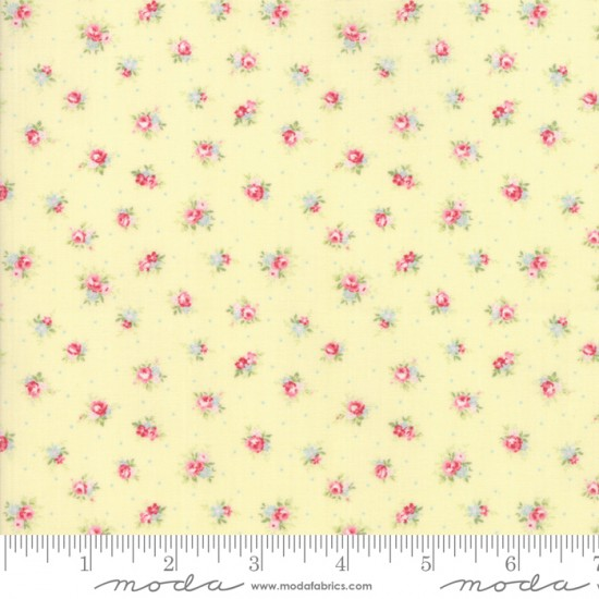 Amberley - Little Rose Polka Dot Sunshine