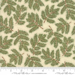 Cardinal Song - Pine Branches Cream