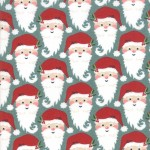 Kringle and Claus - Kringle Claus Blue Spruce Turquoise - PRE-ORDER DUE JUNE