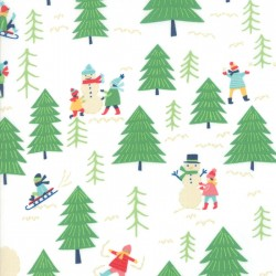 Snow Day - Fat Quarter Bundle 1