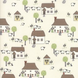 Cottontail Cottage - Houses Cottontail White