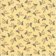 Cottontail Cottage - Bunny Branch Buttercup Yellow
