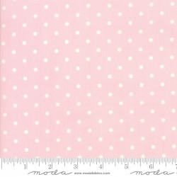 Cottontail Cottage - Primrose Pink Dots