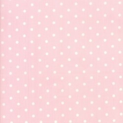 Cottontail Cottage - Dots Primrose Pink