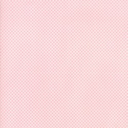 Cottontail Cottage - Primrose Pink Tiny Gingham