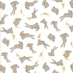 Darling Little Dickens - Cloud Bunnies