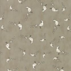 Darling Little Dickens - Toast Brown Ducklings