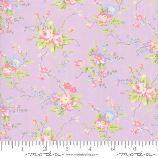 Finnegan - Finnegan Floral Lilac