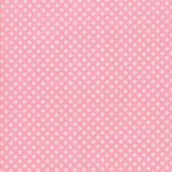 Finnegan - Flower Stitch Pink