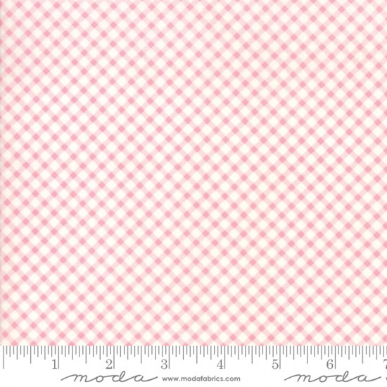 Finnegan - Gingham Pink