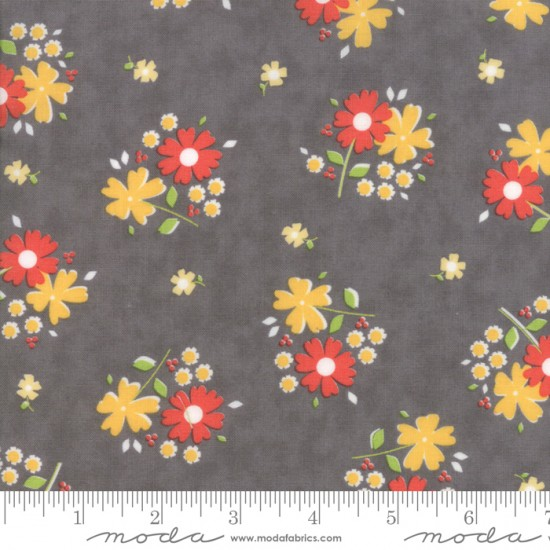 Flower Mill - Stone Floret
