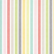 Flower Mill - Daisy Gingham Stripe