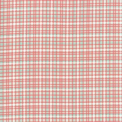 Flower Mill - Mist Plaid