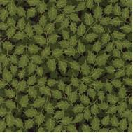 Gilded Greenery Metallics - Evergreen Holly Leaves