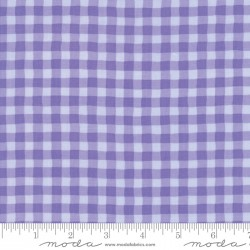 Good Day - Giddy Gingham Purple