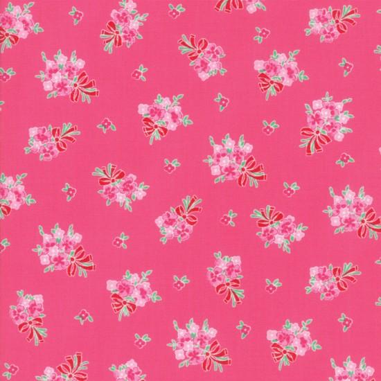 Guest Room - Raspberry Bouquet