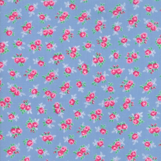 Guest Room - Sky Sweet Floral