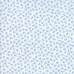 Guest Room - Sky Flowers Dots