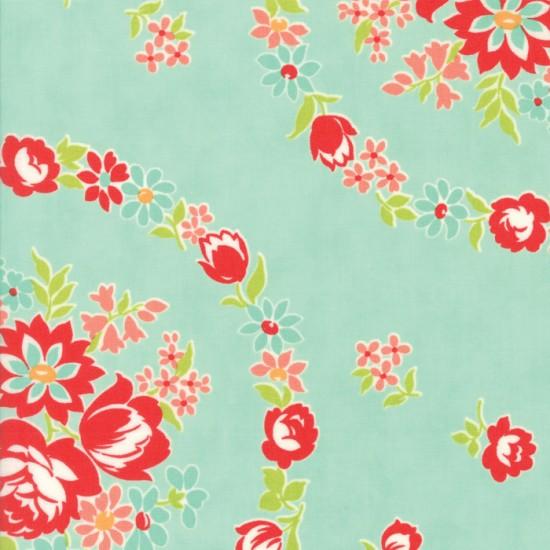 Handmade - June Aqua