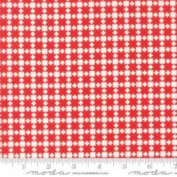 Handmade - Red Star Quilt